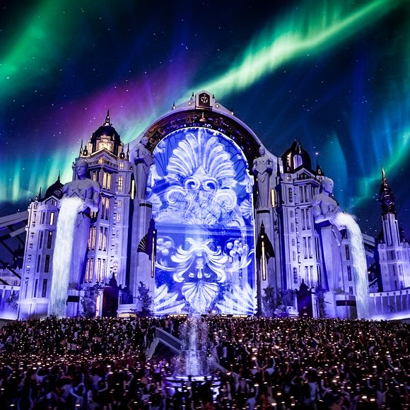 Tomorrowland 2021 mainstage after movie
